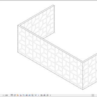 Configuración de nuevos patrones de relleno revit