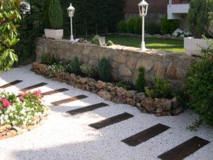 cómo diseñar patio exterior