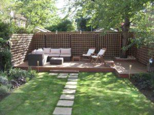 como diseñar patio exterior