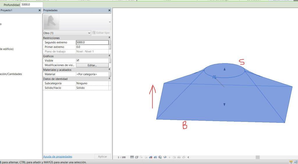 Revit: Aprende usar herramientas modelado in situ