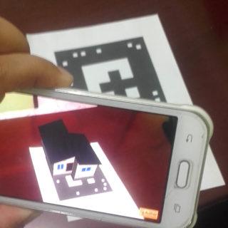Realidad aumentada 3d Revit