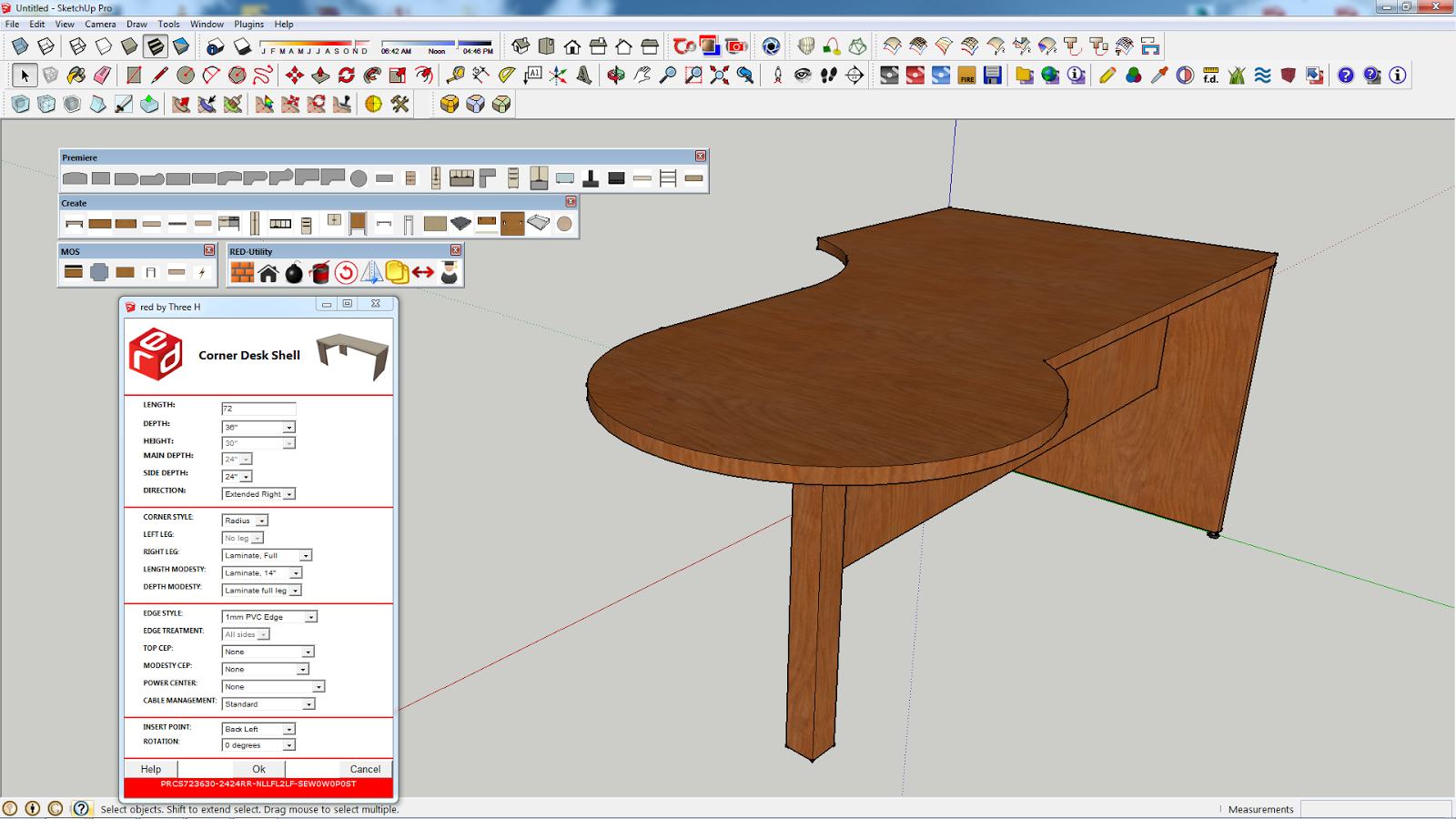 9 programas para dise ar mobiliarios arquitectura bim for Software para disenar muebles
