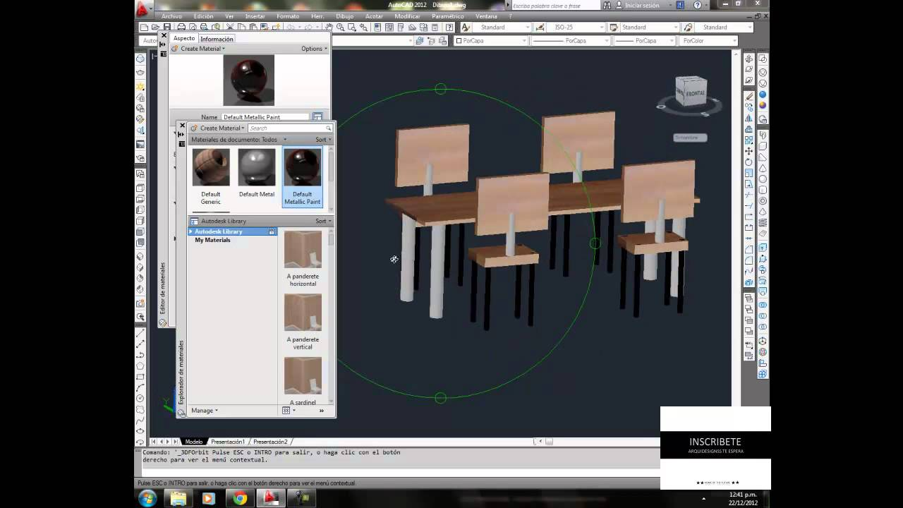 9 programas para dise ar mobiliarios arquitectura bim for Software para diseno de muebles y optimizacion de corte gratis