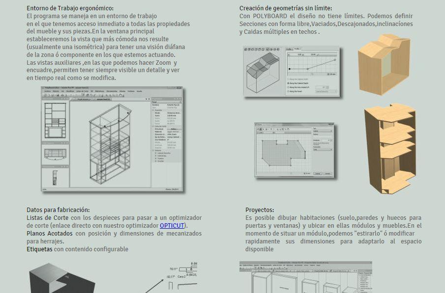 9 programas para dise ar mobiliarios arquitectura bim for Programa para hacer planos de muebles