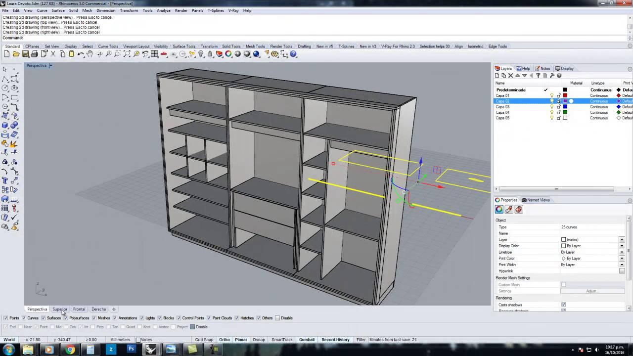 9 Programas para diseñar mobiliarios - Arquitectura BIM