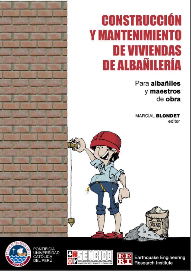 manual de viviendas de albañileria